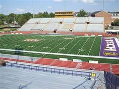 Tucker Stadium, Home of the Tennessee Tech Golden Eagles.