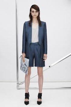 Zoe Jordan Spring 2015 Ready-to-Wear Fashion Show: Complete Collection - Style.com
