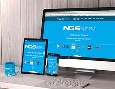 "Check out new work on my @Behance portfolio: ""NG Solutions - Identité Visuelle"" http://be.net/gallery/44847101/NG-Solutions-Identit-Visuelle"