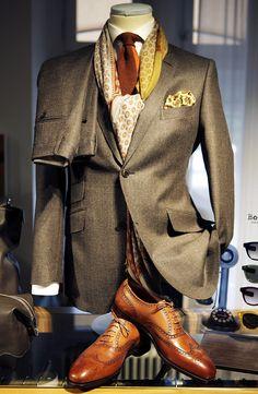 Great Combo. #men #style #suit