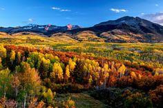 Autumn - Kebler Pass, Colorado - by Pete Piriya, via 500px