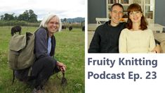 Fleece and Fiber with Deb Robson - Fruity Knitting Podcast Episode 23