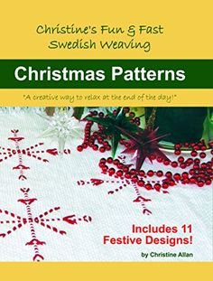 Christine's Swedish Weaving Christmas Patterns Book Christine Allan http://www.amazon.com/dp/098672890X/ref=cm_sw_r_pi_dp_Hmquwb1QKF0CE