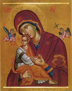 Passion Icon - Lady of Perpetual Help