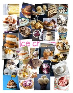 """I scream, You scream, We all scream for Ice Cream"" by sensational13 ❤ liked on Polyvore featuring interior, interiors, interior design, home, home decor, interior decorating and icecreamtreats"