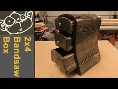 Bandsaw Box - 2x4 Contest - YouTube