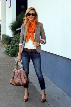 These 7 Scarf Tying Ideas Will Make You Look Different Everyday