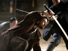 Tom Cruise as Nathan Algren: The Last Samurai 2003 Tom Cruise Film, Civil War Heroes, The Last Samurai, Epic Film, Japanese Warrior, Sword Fight, Nicolas Cage, Story Characters, Fictional Characters