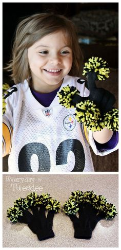 DYI...Cute!!! Gonna start making these for the football season!