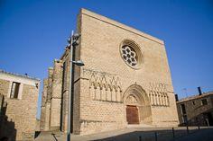 Iglesia de San Saturnino, Artajona