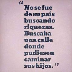 """_efecinco: """"Así de simple. #BucandoFuturo #FueraDeMiTierra #MigrandoAColombia #Medellin"""""""
