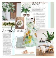 """Brunch Style"" by barngirl ❤ liked on Polyvore featuring PHAIDON, Christian Dior, Hermès and Paco Rabanne"