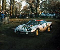 1977 RAC Rally Munari-Maiga Toyota Corolla, Monte Carlo, Photo Forum, Triumph, Oise, Rally Car, Sport Cars, Photos, In This Moment