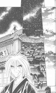 Rurouni Kenshin c105: Una Gran Noche