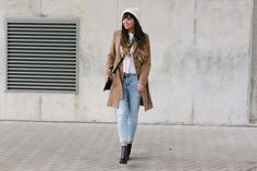 Chelsea booties worn by Sarah modavitae.nl #inspiration #fashion #style #outfit #shoes