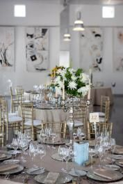 Weddings supplied by Styled Functions Rentals Wedding Venues, Wedding Photos, Decor Wedding, Tiffany Chair, Wedding Supplies, Affair, Table Settings, African, Table Decorations