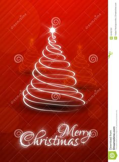 christmas-card-template-tree-34402787.jpg (957×1300)