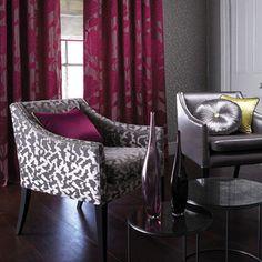 Stoffe & Tapeten - PURE VELVET - Interior & Home Decoration