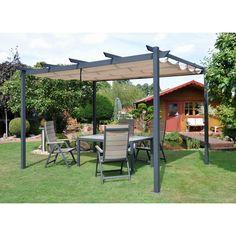 Die 60 besten Bilder von Pergola Pavillon Sonnenschutz Garten ...