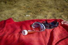 https://flic.kr/p/se3BeK | Oggetti spiaggia