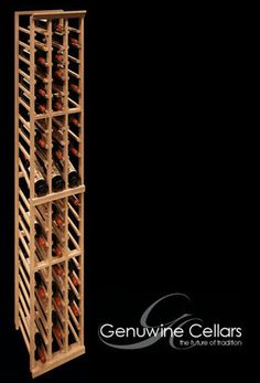 750ML 3 Column Rack | Wine Racks | Wine Storage and Refrigeration | Wine Cellar Depot & Get Help Selecting Wine Cellar Refrigeration Units | Wine Cellars ...