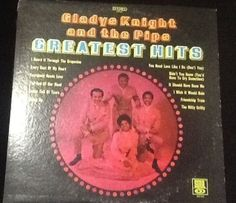 Gladys Knight & The Pips Greatest Hits 1970 Original White-Label Promo SoulSS723 #Motown