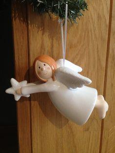 Leonardo Kerst Engel 15 cm hangend julika