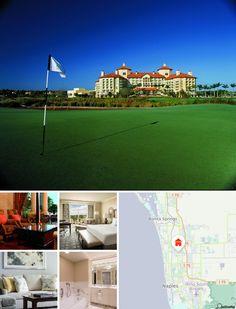 Este lujoso complejo de golf se ubica en el bello suroeste de Florida, a solo 35 minutos del aeropuerto internacional Southwest Florida. Está a 117 km del aeropuerto internacional de Miami, mientras que el aeropuerto internacional de Tampa y el aeropuerto internacional de Orlando distan 170 km y 194 km respectivamente. Este complejo está rodeado de dos campos de golf diseñados por Greg Norman, que estarán a la altura incluso de los golfistas más exigentes.
