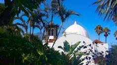 Kirche von El Sauzal im Norden von #Tenerife