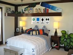 My son would love this room. Might have to make it happen.