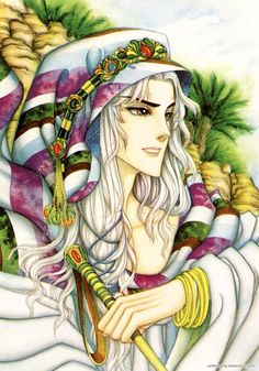 97 best manga x hombro images on pinterest trinity blood fantasy what s a handsome middle east man in japanese manga syle fandeluxe Choice Image