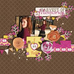 Life is Wonderfall Collection Bundle by Meagan's Creations 2 Debut 2 by keepscrappin designs