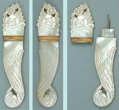 Palais Royal MOP Needle Case - Circa 1820