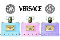 Latest Fragrance News Gianni Versace Couture Perfume Collection 2014 - PerfumeMaster.org