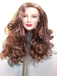 Fabulous 1000 Images About Doll Barbie39S Hair Makeup Repair On Short Hairstyles For Black Women Fulllsitofus