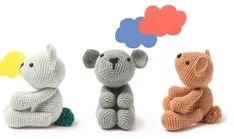 Crochet Monkey, Crochet Fish, Cute Crochet, Crochet Toys, Easy Crochet Blanket, Crochet Blanket Patterns, Rainbow Snake, Cute Lamb, Blush On Cheeks