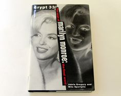 Marilyn Monroe Book Crypt 33 The Saga of by albrechtsantiques, $9.00