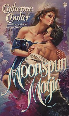 Moonspun Magic by Catherine Coulter Historical Book 0451400909 Free Romance Books, Historical Romance Books, Romance Novel Covers, Romance Art, Bad Romance, Vintage Romance, Modern Romance, Romance Novels, Harlequin Romance