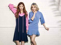 #tts #taetiseo #taeyeon #tiffany #seohyun #mixxo #2016 #fall #winter #fashion