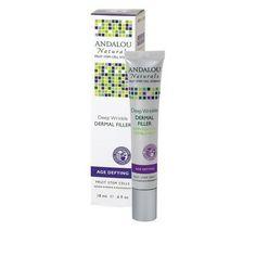 Andalou Naturals Deep Wrinkle Dermal Filler  Rated a 1