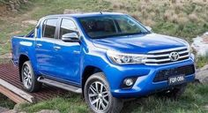 2016 Toyota Hilux Concept and Release Date