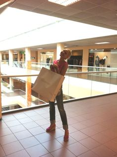 Top: Valentino, Jeans: Victoria's Secret, Shoes: Valentino