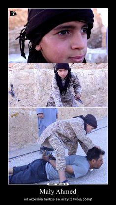 Mały Ahmed