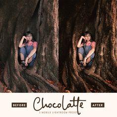 Chocolatte Mobile Lightroom Presets, Dark Chocolate Mobile Presets, LR Instagram Filters, Blogger and Photographer Photo Editing Presets Image Notes, Photoshop Brushes, Lightroom Presets, Filters, Photo Editing, Dark, Trending Outfits, Digital, Photography