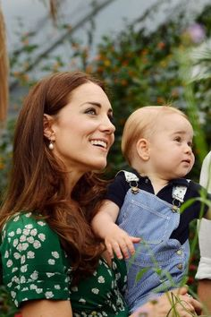 Prince George, Kate Middleton and Prince William had a family day out to mark the baby's birthday