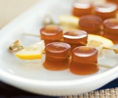 Long Island Iced Tea Jelly Shot Recipe