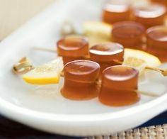 Long Island Iced Tea Jelly Shot Recipe