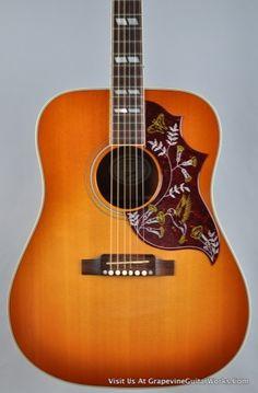 Grapevine Guitar Works - Gibson Hummingbird Acoustic Guitar