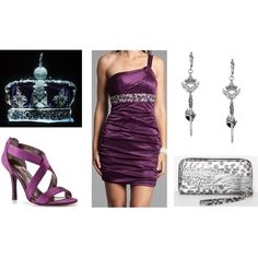 Style by Confidence: London: Imperial State Crown, created by sasha74