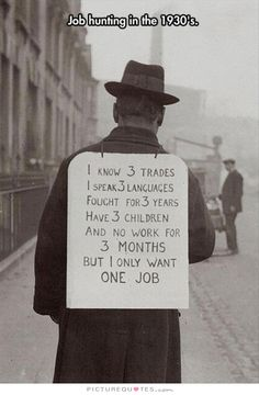 Funny pictures about Job Hunting. Oh, and cool pics about Job Hunting. Also, Job Hunting photos. Joe Masseria, Rare Historical Photos, Rare Photos, Vintage Photographs, Vintage Images, Vintage Ads, Funny Photos, Funny Images, Old Pictures